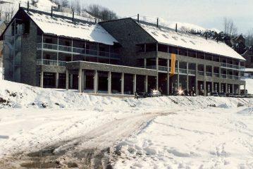 Remodelació alberg de Salardú
