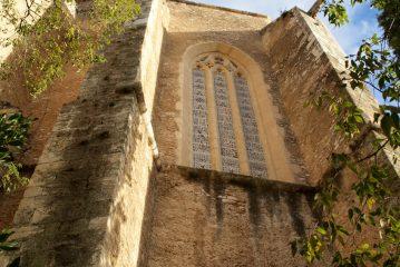 Esglèsia de Sant Joan Baptista de Valls, Valls