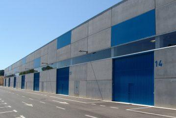 Naus per a magatzems comercials Polígon Cimalsa